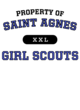 Saint Agnes Youth Competitor T-shirt
