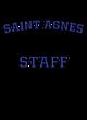 Saint Agnes Fan Favorite Heavyweight Hooded Unisex Sweatshirt