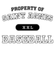 Saint Agnes Vintage Heather Long Sleeve Competitor T-shirt
