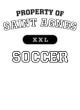 Saint Agnes Holloway Youth Electron Shirt
