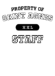 Saint Agnes Pigment Dyed Hooded Unisex Sweatshirt