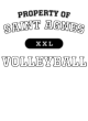 Saint Agnes Heavyweight Crewneck Unisex Sweatshirt