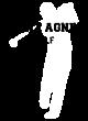 Saint Agnes Lightweight Hooded Unisex Sweatshirt