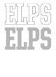 ELPS New Era Embroidered Tri-Blend Fleece Zip Hoodie