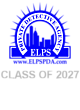 ELPS Embroidered 18 Can Backpack Cooler