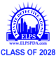ELPS Embroidered Youth Fleece Sweatpant