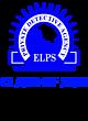 ELPS Embroidered Hi-Vis Fleece Hoodie