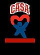 CASA Womens Long Sleeve V-Neck Competitor T-Shirt