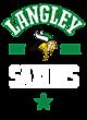 Langley Ladies' Posi-UV Pro Scoop Neck Tee