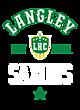 Langley Bella+Canvas Unisex Tri-Blend T-Shirt