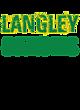Langley New Era Tri-Blend Performance Hooded T-Shirt