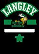 Langley Classic Crewneck Unisex Sweatshirt