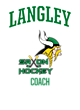 Langley Toddler Baseball Fine Jersey Tee