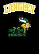 Langley Allmade Unisex Tri-Blend Tee
