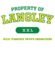 Langley Nike Dri-FIT Cotton/Poly Long Sleeve Tee