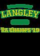 Langley Youth Ombre Hooded Sweatshirt