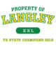 Langley Ombre Hooded Sweatshirt
