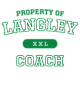Langley Next Level Tri-Blend Tank