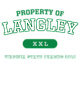 Langley Womens Sport Tek Heavyweight Hooded Sweatshirt