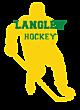 Langley New Era Ladies Tri-Blend Performance Baseball Tee