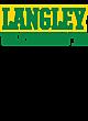 Langley Allmade Ladies' Tri-Blend V-Neck Tee