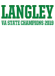 Langley Tri-Blend Performance Wicking T-Shirt
