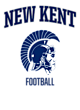 New Kent Youth Baseball T-Shirt