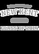 New Kent Kinergy Two Color Long Sleeve Raglan T-Shirt