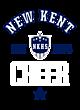 New Kent Womens Cotton V-Neck T-shirt