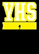 Yorktown Womens V-Neck Competitor T-shirt