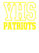 Yorktown Embroidered Homecoming Headband