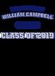 William Campbell Fan Favorite Heavyweight Hooded Unisex Sweatshirt