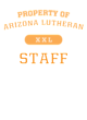 Arizona Lutheran Long Sleeve Tri-Blend Wicking Raglan Tee