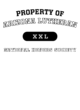 Arizona Lutheran Classic Fit Heavy Weight T-shirt