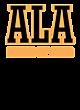 Arizona Lutheran Augusta Ladies Action Color Block Capri