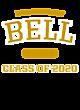 Bell Youth Heavyweight Sleeve Stripe Hooded Sweatshirt