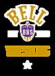 Bell New Era Ladies Tri-Blend Performance Baseball Tee