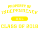 Independence Fan Favorite Heavyweight Hooded Unisex Sweatshirt