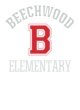 Beechwood Sport-Wick Heather Fleece Hooded Pullover