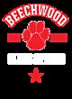 Beechwood Womens V-Neck Competitor T-shirt