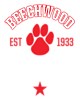 Beechwood Youth Competitor Hooded Pullover