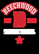 Beechwood Womens Long Sleeve V-Neck Competitor T-Shirt