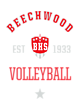 Beechwood Holloway Echo Hoodie Short Sleeve