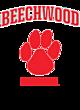 Beechwood Long Sleeve Tri-Blend Wicking Raglan Tee