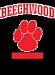 Beechwood Womens Sport Tek Heavyweight Hooded Sweatshirt