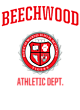 Beechwood Ladies Competitor Hooded Pullover