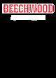 Beechwood Womens Electric Heather Hooded Sweatshirt