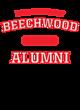 Beechwood Ombre Hooded T-shirt