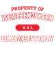 Beechwood Youth Competitor Cotton Touch Training T-Shirt