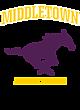 Middletown Kinergy Two Color Long Sleeve Raglan T-Shirt